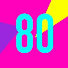 années 80 design