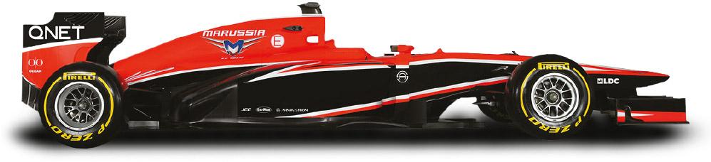 F1 Marussia