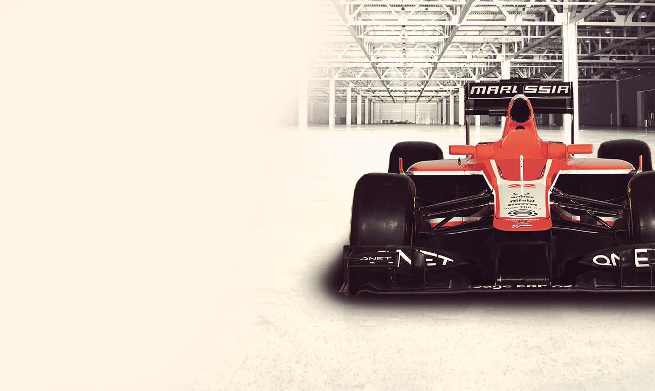 Header Sage Marussia F1