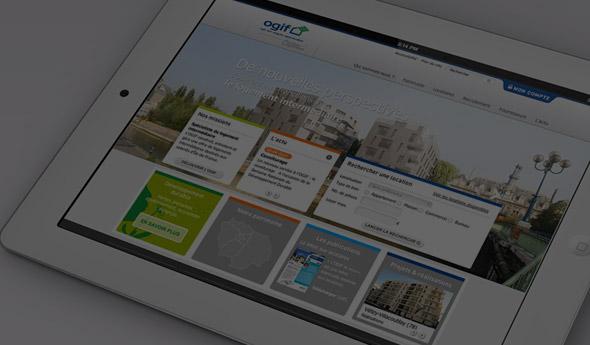 Positionnement réaffirmé pour l'OGIF avec un nouveau site web