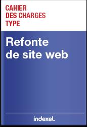 Cahier des charges : la refonte d'un site web