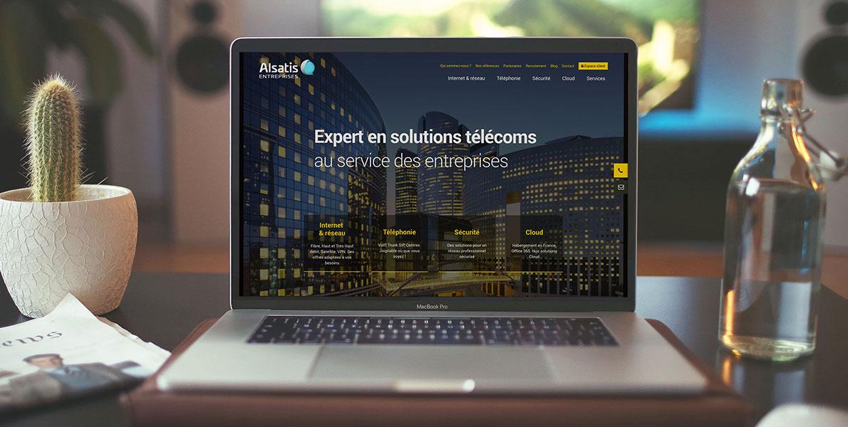 365 jours de marketing automation pour booster Alsatis Entreprises | Indexel