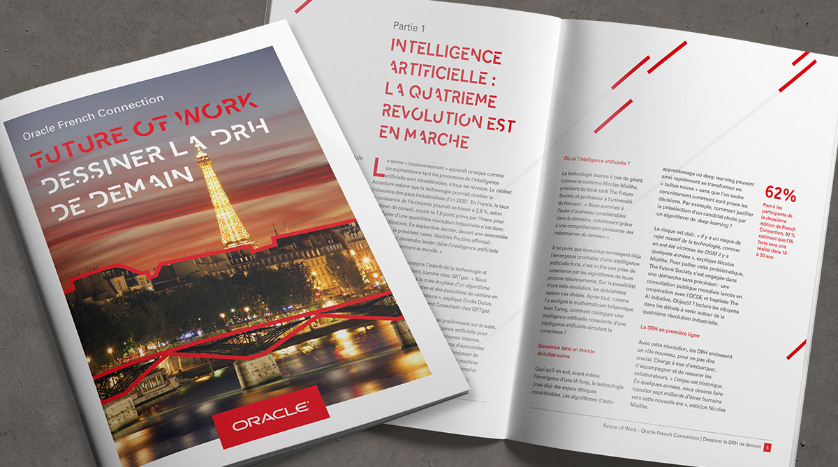 Oracle French Connection ebook