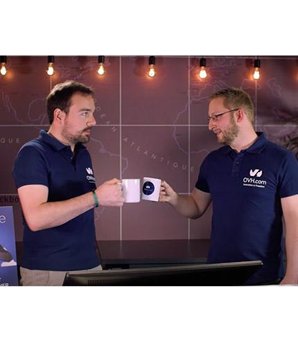 OVH et VMWare vidéos tutos