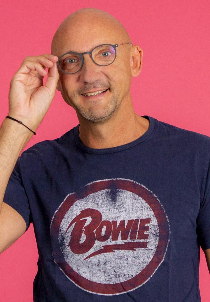 Philippe Bertin - CEO