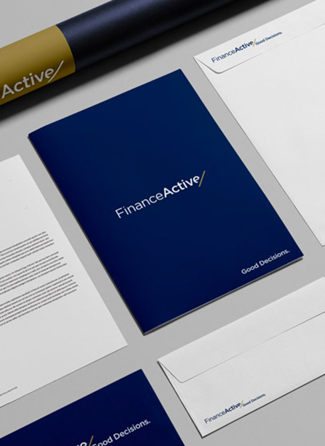 Finance Active miniature