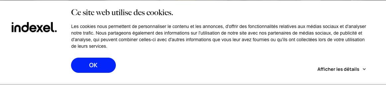 Bandeau Cookie